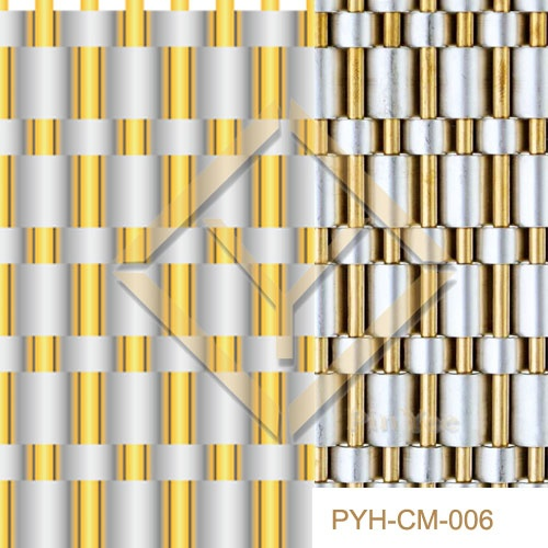 Decorative Woven Metal