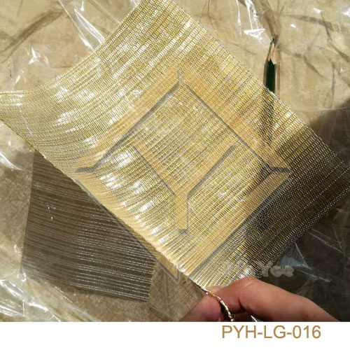 laminated wire glass metal mesh
