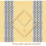 Ring Mesh special woven
