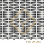 Bar decorative mesh